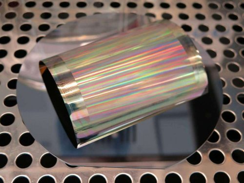Metamaterials on flexible foil, developed by NIL Technology
